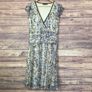 ​Mexx Snake Skin Printed Mini Dress